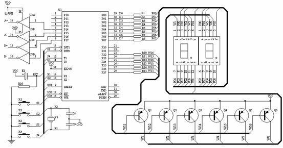 使用单片机控制步进电机的资料和代码详细说明