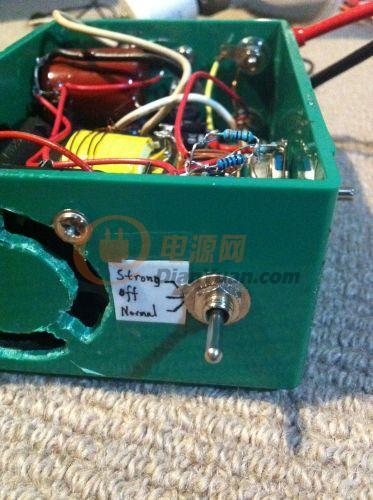 新的bt35+晶体管多谐振荡混频后级