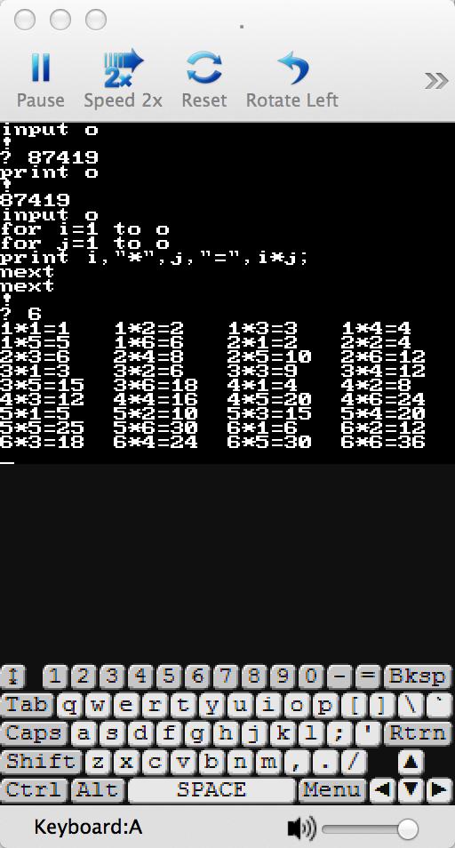 扩展nds掌机连接arduino (5)-nds端basic语言解释器的