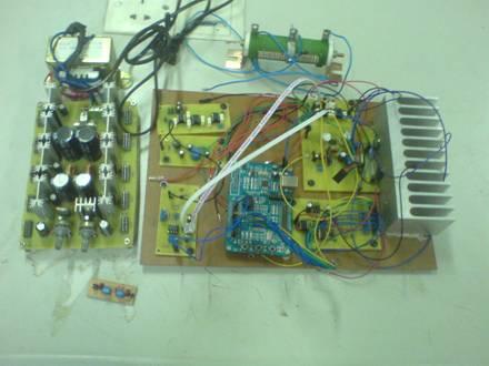 数字幅频均衡功率放大器 电赛总结