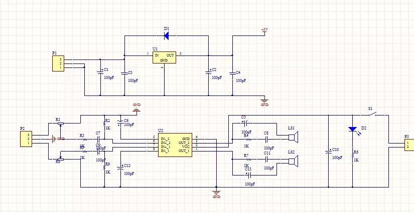 电路 电路图 电子 户型 户型图 平面图 原理图 825_426