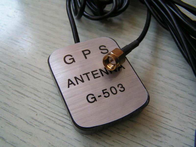 自制1.8寸gps授时时钟(程序 电路图 制作详情)