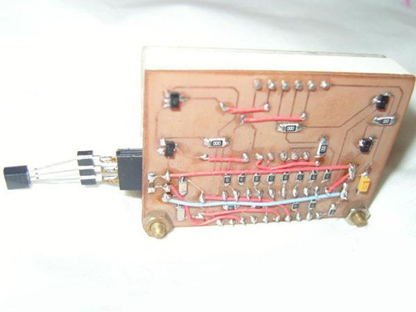2051单片机ds18b20数字温度计c程序