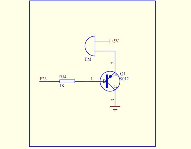 蜂鸣器模拟蛐蛐叫声—电路+单片机程序!