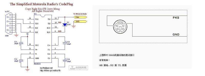 电子技术 69 无线/红外/rfid 69 7900手咪接口    2013-7-9 13:42