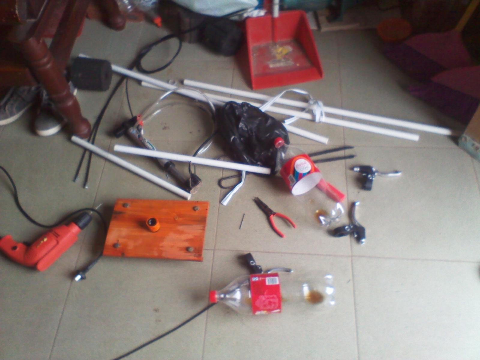 电动飞机模型制作
