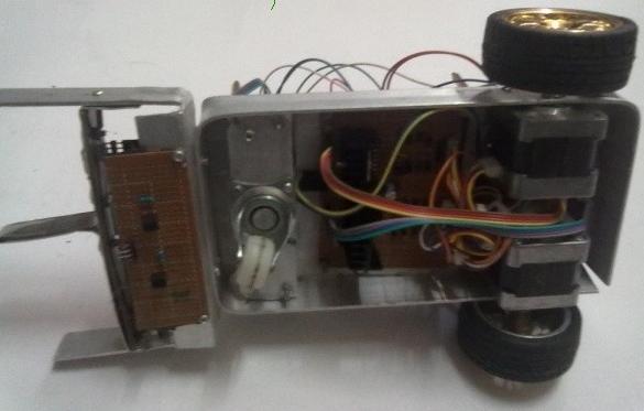 L298N驱动小车接线方法和测试程序