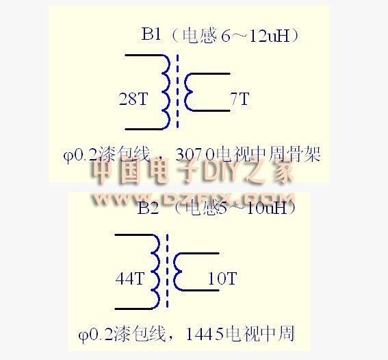 t4是个典型的丙类放大电路