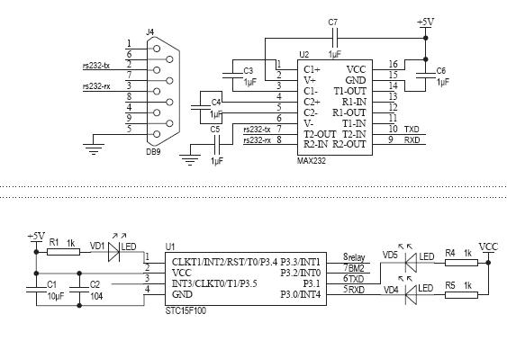 使用stc-isp软件下载stc单片机程序的过程中