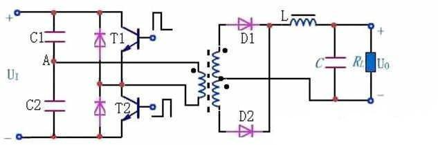 高压电源之拓扑结构了解(2)