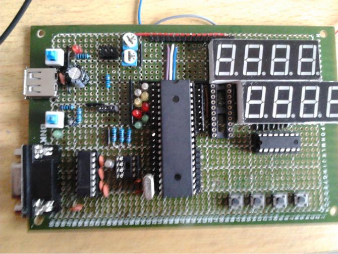 电路板 机器设备 670_503