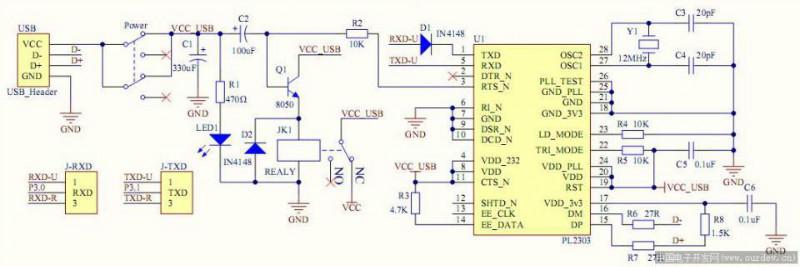 AVR单片机视频教程 AVR单片机十日通第七日 定时器 ...