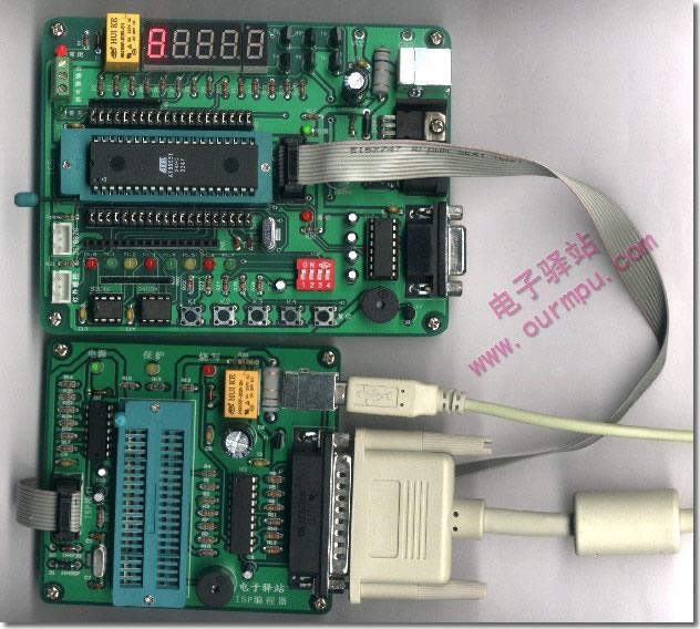 单片机编程器_单片机isp编程器使用